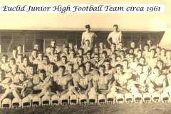 Euclid-JRHigh-Football-Team