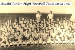 Euclid-JRHigh-Football-Team